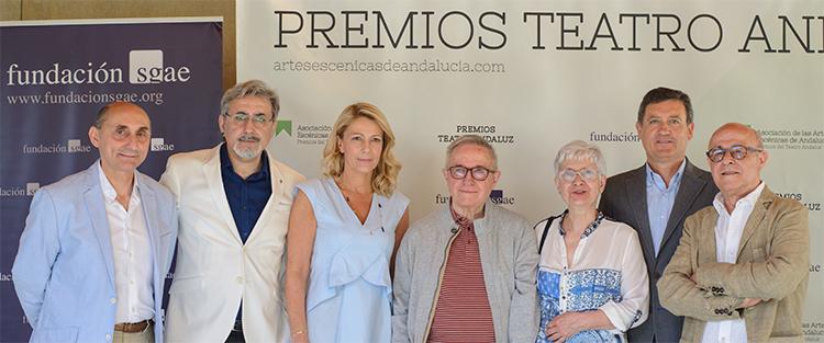 FUNDACIÓN SGAE - V PREMIOS LORCA DE HONOR DEL TEATRO ANDALUZ