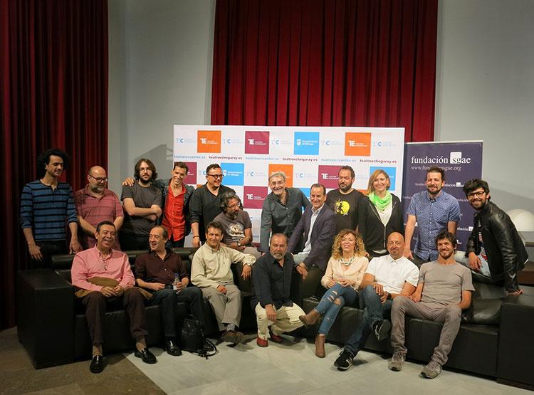 II Encuentro autores teatrales andaluces - Sesión de mañana