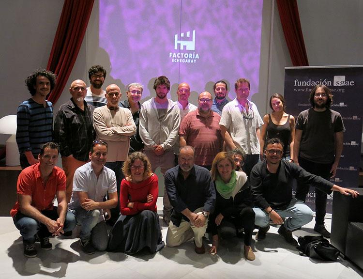 II Encuentro autores teatrales andaluces - Sesión de tarde