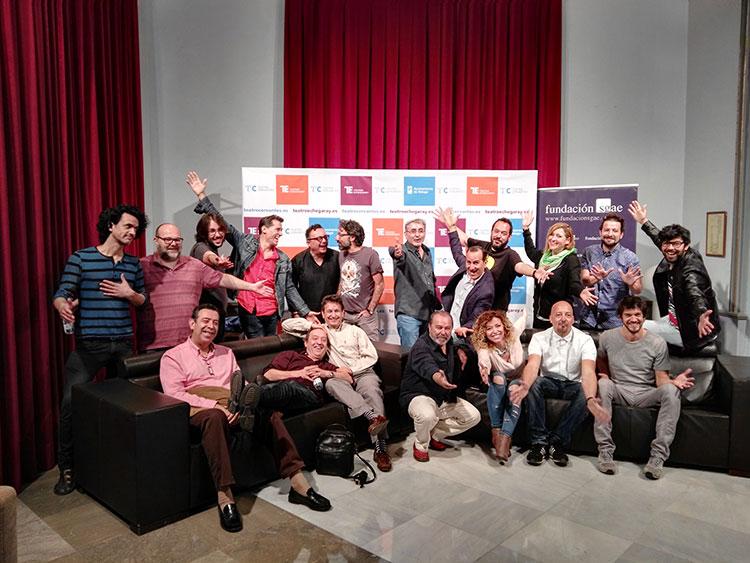 II Encuentro autores teatrales andaluces 2017